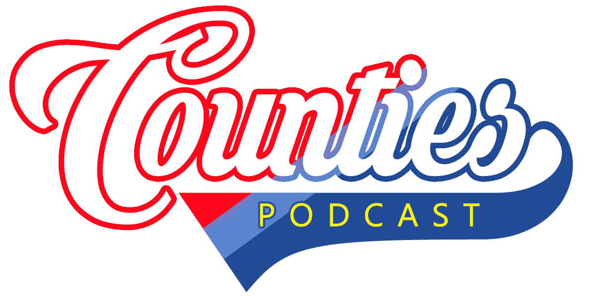 Logo for Counties Podcast